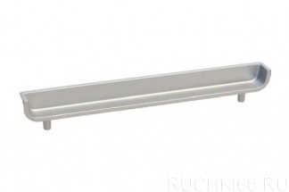 Ручка-скоба торцевая врезная 160 мм